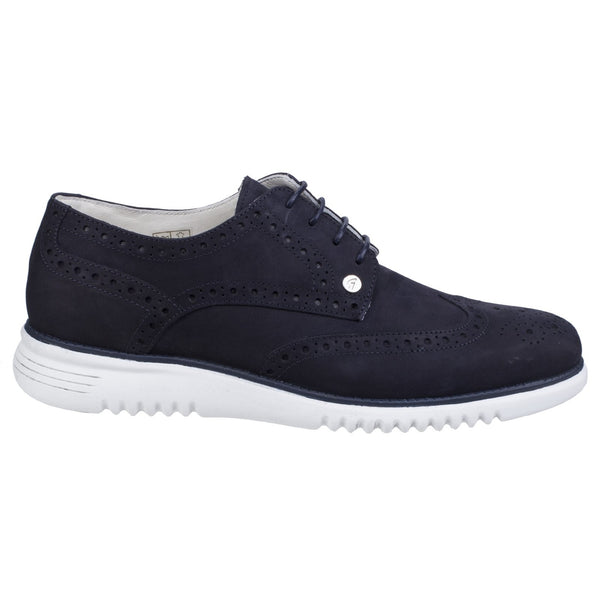 Gabicci Verney Brogue Lace Shoe