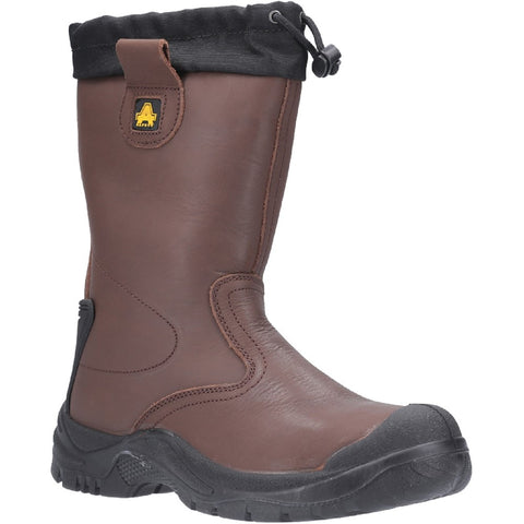 Amblers Safety FS245 Antistatic Pull On Safety Rigger Boot