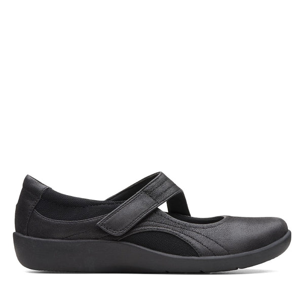 Clarks Sillian Bella Touch Fastening Shoe