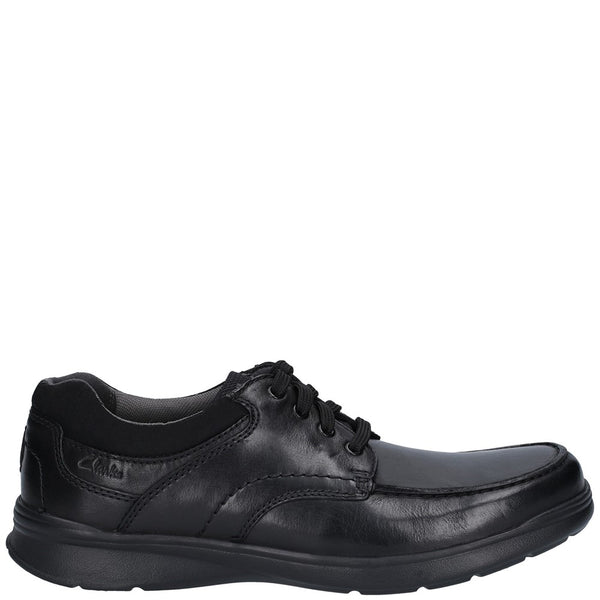Clarks Cotrell Edge Lace Up Shoe