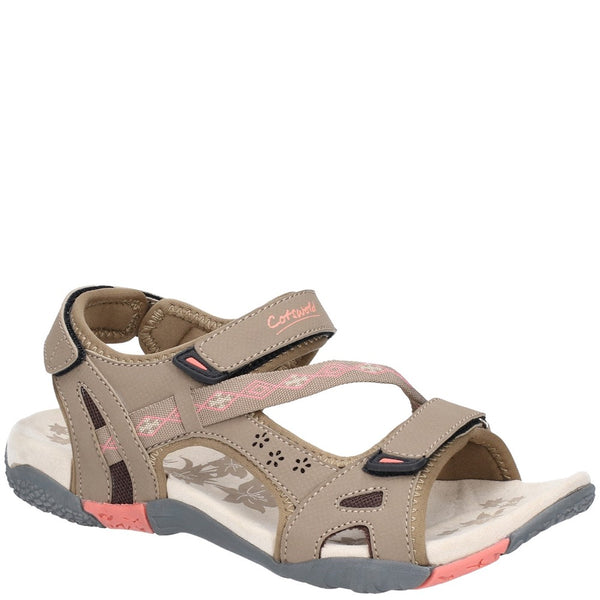Cotswold Whichford Touch Fasten Sandal