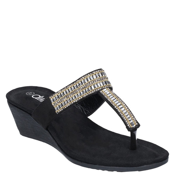 Divaz Gem Slip On Sandal