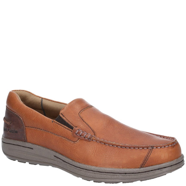 Hush Puppies Murphy Victory Causal Slip On Moccasin Shoe