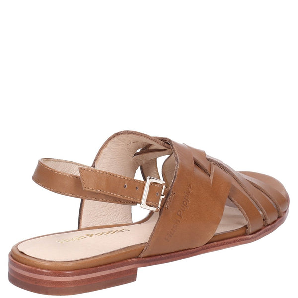 Hush Puppies Riley Buckle Strap Sandal