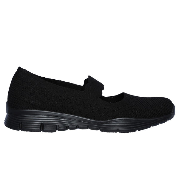 Skechers Seager - Power Hitter Engineered Knit Mary Jane Shoe