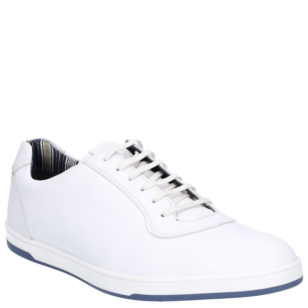 Base London Hustle Softy Lace Up Trainer