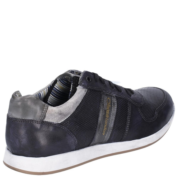 Base London Eclipse Softy Lace Up Trainer