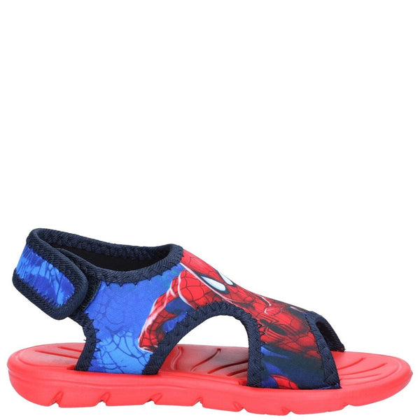 Spiderman Classic Sandals touch fastening shoe