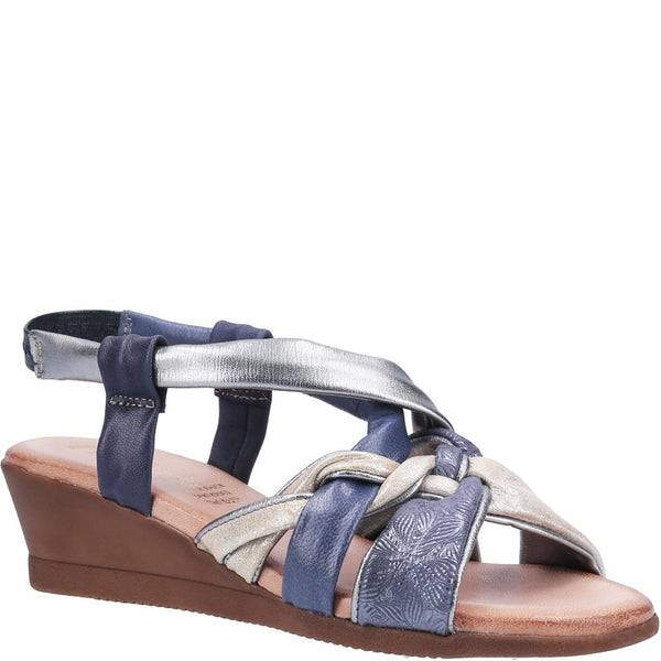 Riva Dolories Elasticated Sling Back Sandal