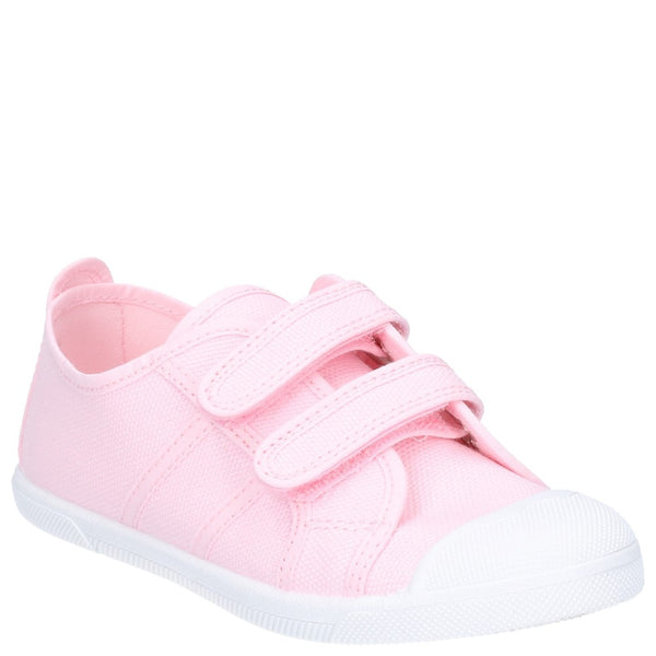 Flossy Sasha Junior Touch Fastening Shoe
