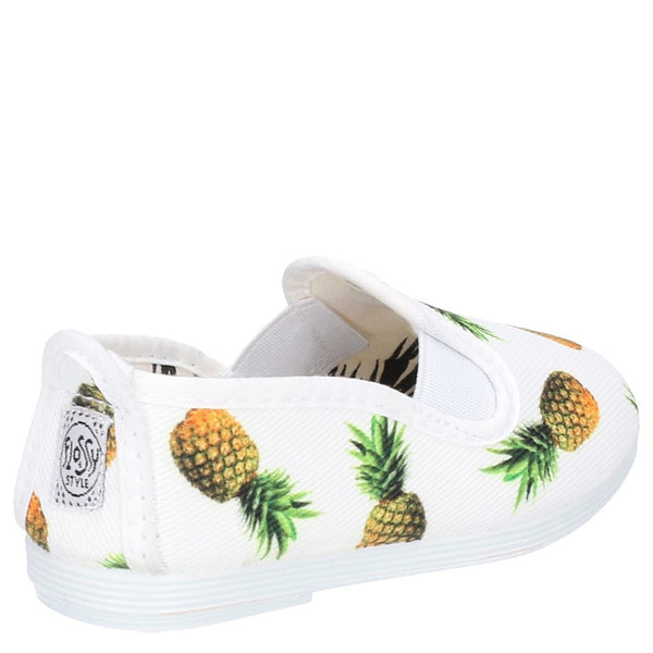 Flossy Frassy Junior Slip On Shoe