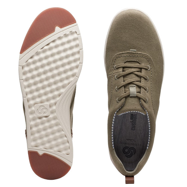 Clarks Step Isle Crew Lace Up Shoe