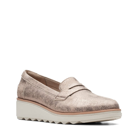 Clarks Sharon Ranch Slip On Shoe
