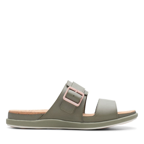 Clarks Step June Tide Slip On Shoe