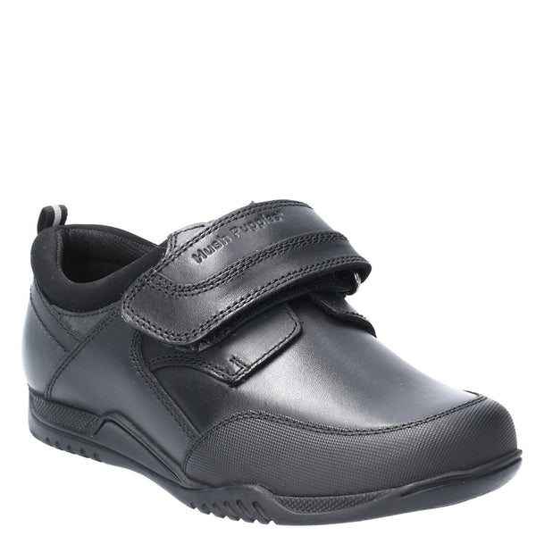 Hush Puppies Noah Senior School Shoe