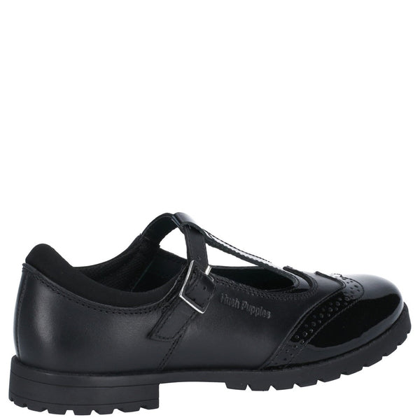 Hush Puppies Maisie Junior School Shoe