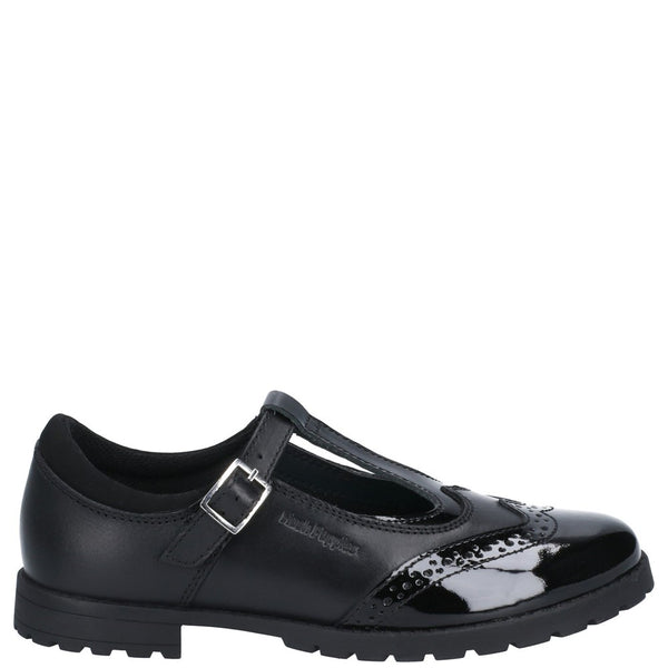 Hush Puppies Maisie Snr Buckle School Shoe