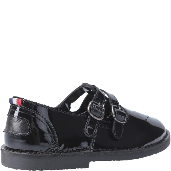 POD Marley 2 Patent Snr Girls Back to School Shoe