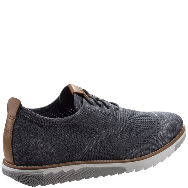 Hush Puppies Expert Wingtip Knit BouncePLUS Lace Up Shoe