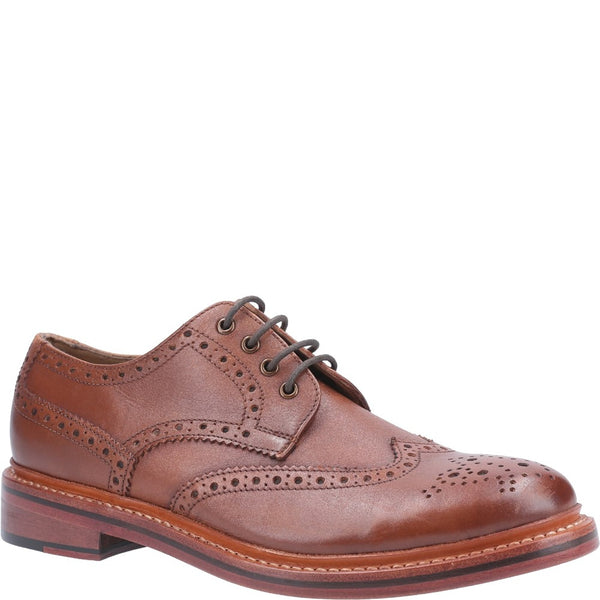 Cotswold Quenington Leather Goodyear Welt Lace Up Shoe
