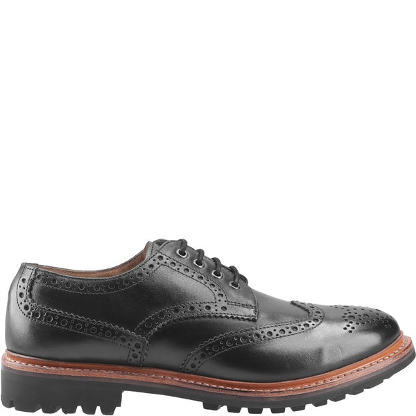 Cotswold Quenington Commando Goodyear Welt Lace Up Shoe
