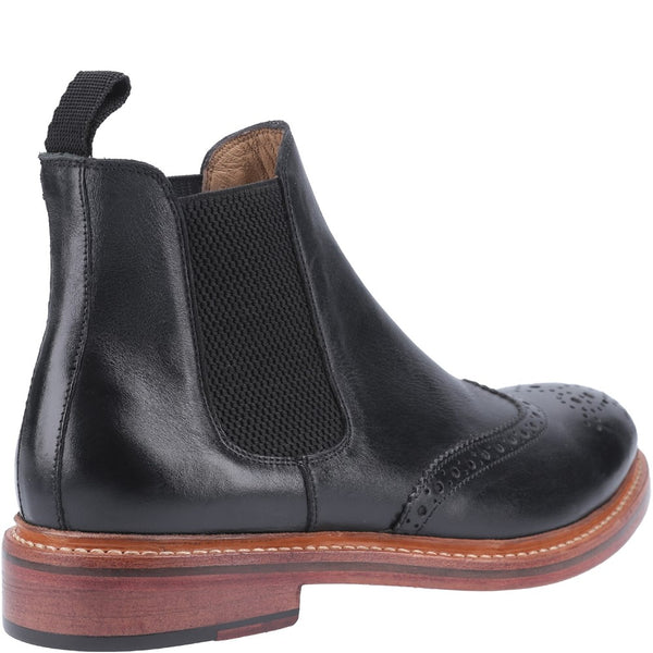 Cotswold Siddington Leather Goodyear Welt Boot