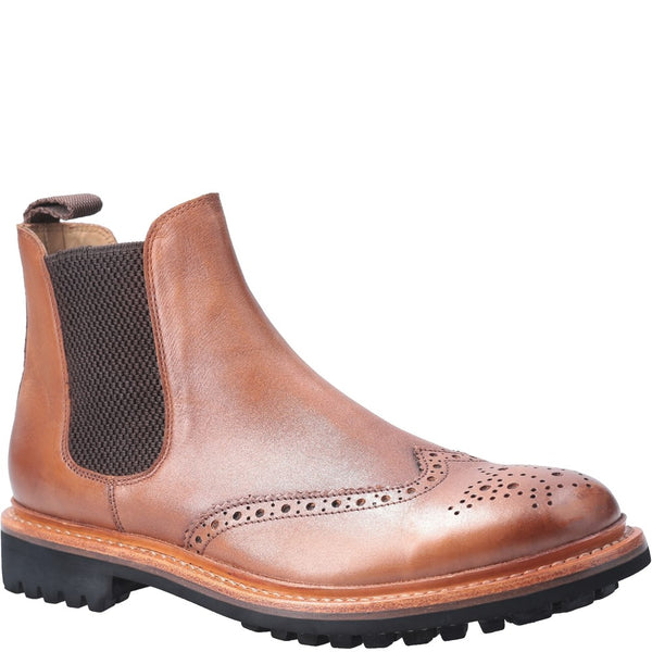 Cotswold Siddington Commando Goodyear Welt Boot