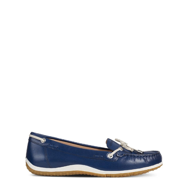 Geox D Vega Moc B Slip On Shoe