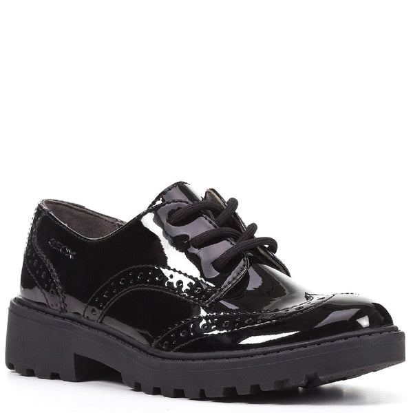 Geox J Casey G. N Lace Up Shoe