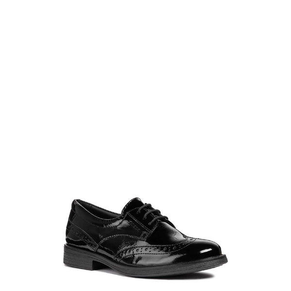 Geox J Agata D Lace Up Shoe