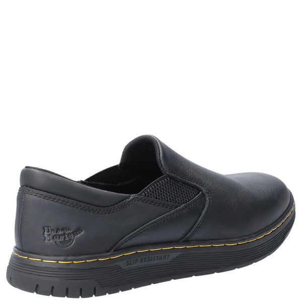 Dr Martens Brockley SR Slip On Safety Shoe