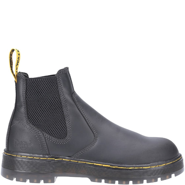 Dr Martens Eaves SB Elasticated Safety Boot
