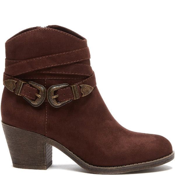 Rocket Dog Sadea Ankle Western Boot