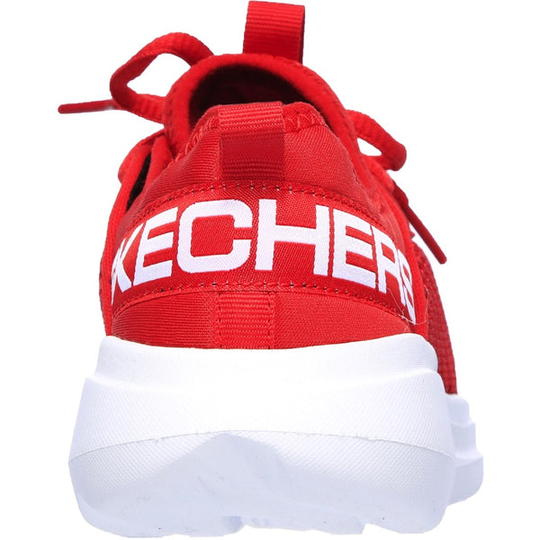 Skechers Go Run Fast-Valor Lightweight Trainer with Laces