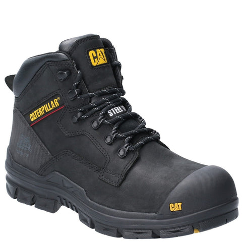 Caterpillar Bearing Lace Up Safety Boot