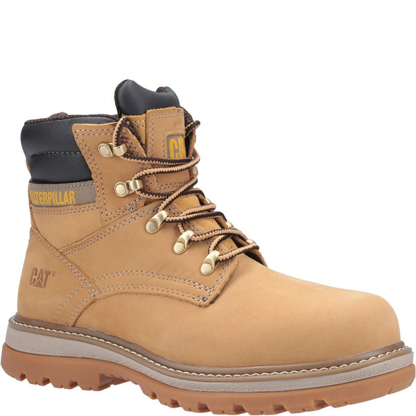 Caterpillar Fairbanks Lace Up Safety Boot