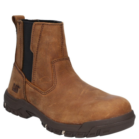 Caterpillar Abbey Slip On Safety Boot