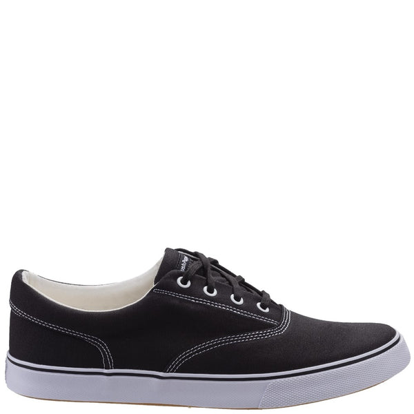 Hush Puppies Chandler Lace Up Trainer