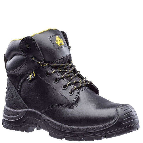 Amblers Safety AS303C Wrekin Lace Up Metal Free Metatarsal Waterproof Boot