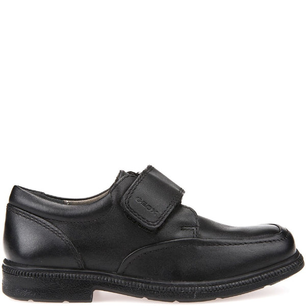 Geox JR Federico A Touch Fastening Shoe