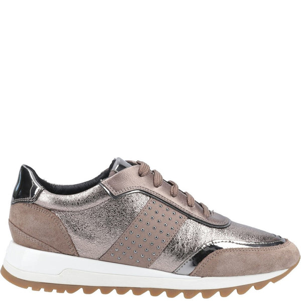 Geox D Tabelya A Lace Up Trainers
