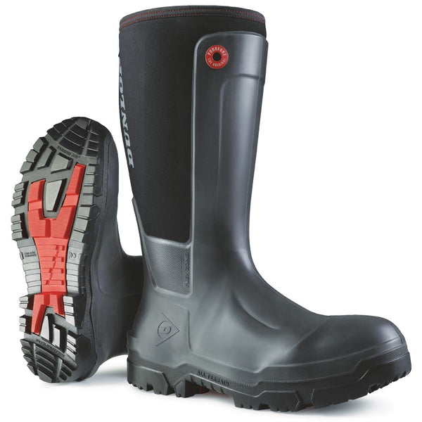 Dunlop Snugboot Workpro Full Safety Wellington