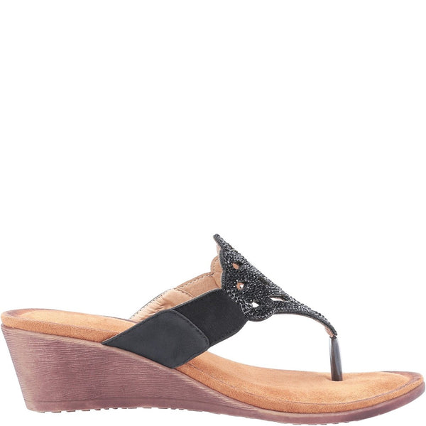 Divaz Felicity Toe Post Sandal