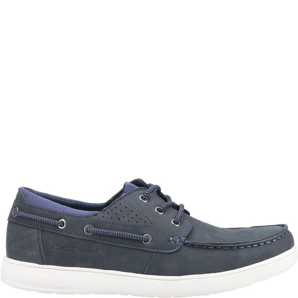 Hush Puppies Liam Lace Up Boat Shoe