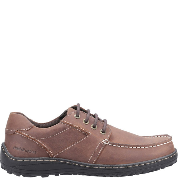 Hush Puppies Theo Lace Up Moccasin