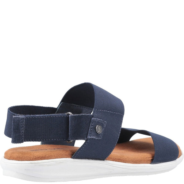 Hush Puppies Ashley Touch Fastening Strap Sandal