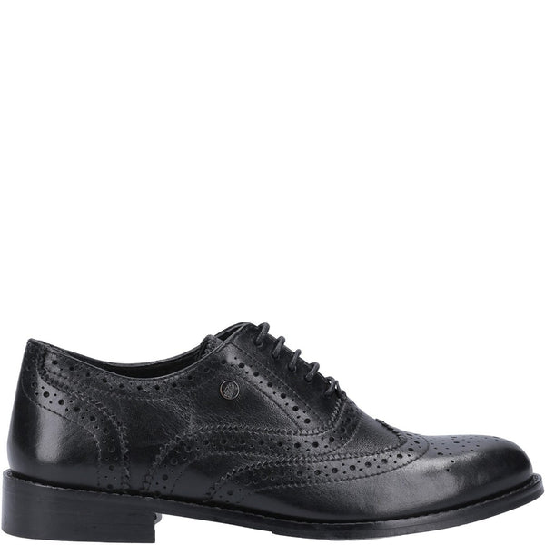 Hush Puppies Natalie Brogue Lace Up Shoe
