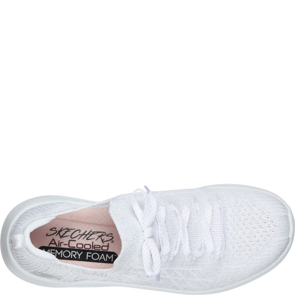 Skechers Ultra Flex 2.0 Glimmer Sky Slip On Sports