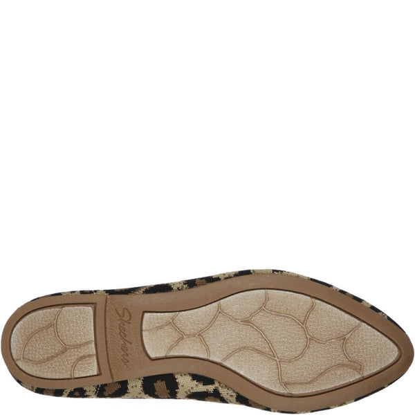 Skechers Cleo Claw-Some Slip On Canvas
