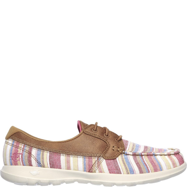 Skechers Gowalk Lite Beachside Boat Shoe